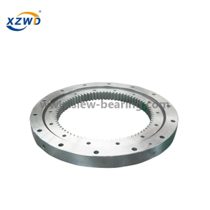 Light Type Small Diameter Ball Slewing Bearing Ring for Crane