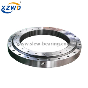 OEM non gear light slewing ring bearing used in medical equipment gamma knife
